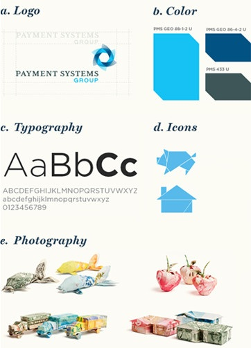 Example of Corporate Identity System