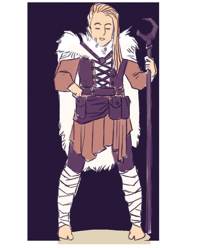 Dnd Character Portrait Steph