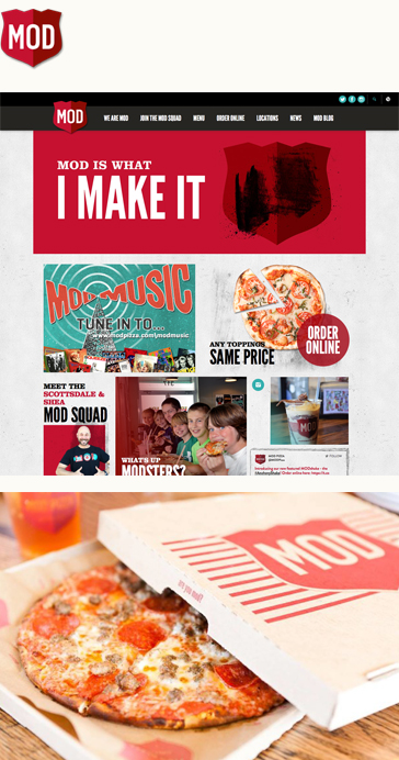 Mod Pizza Brand Description