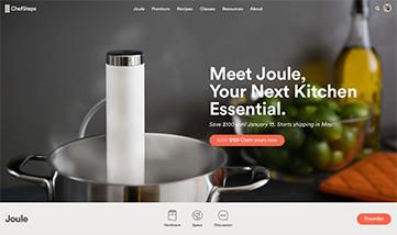 Branding Examples - Joule