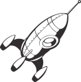 Rocket Launch Icon2