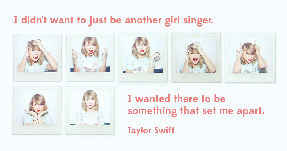 Taylor Swift Her Definition of Branding