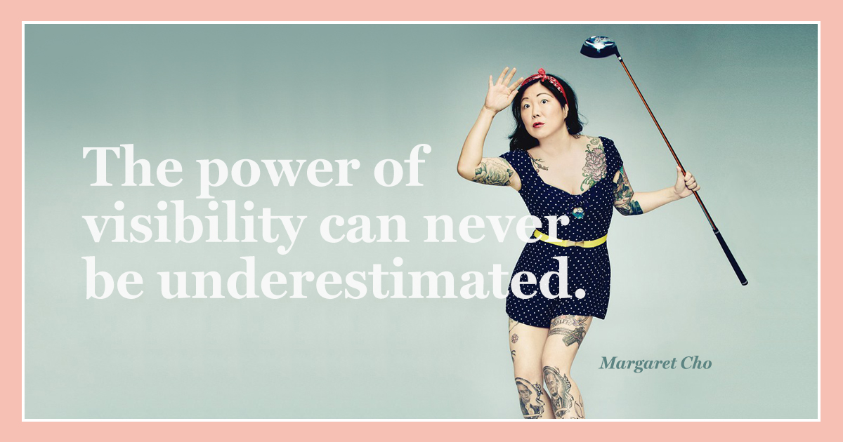 Margaret Cho Famous Quotes