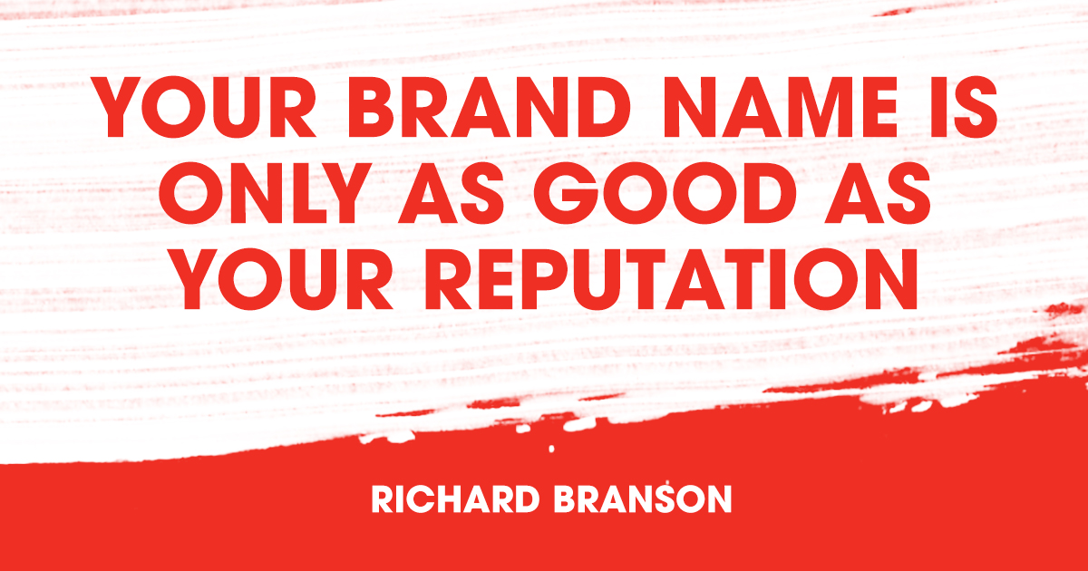 Richard Branson famous quotes branding