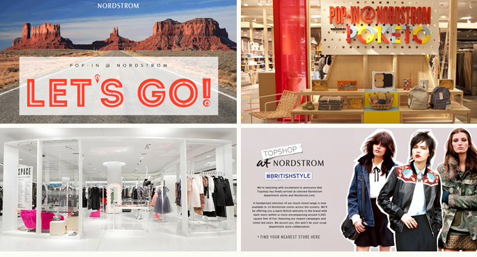 Nordstrom Collage